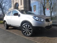 USED 2013 63 NISSAN QASHQAI 1.6 360 5d 117 BHP ****FINANCE ARRANGED****PART EXCHANGE WELCOME***360 CAMERA*CRUISE*BLUETOOTH*PANORAMIC ROOF*AUX*PART LEATHER
