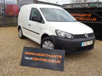 USED 2013 62 VOLKSWAGEN CADDY 1.6 C20 PLUS TDI 102 5d 101 BHP