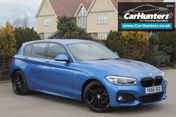 2016 BMW 1 SERIES 1.5 116D M SPORT 5d AUTO 114 BHP £14995.00