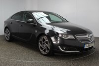 USED 2015 15 VAUXHALL INSIGNIA 2.0 SRI VX-LINE CDTI ECOFLEX S/S 5DR 118 BHP 1 OWNER FREE ROAD TAX FULL SERVICE HISTORY + FREE 12 MONTHS ROAD TAX + BLUETOOTH + CRUISE CONTROL + AIR CONDITIONING + MULTI FUNCTION WHEEL + XENON HEADLIGHTS + PRIVACY GLASS + ELECTRIC WINDOWS + ELECTRIC MIRRORS + 19 INCH ALLOY WHEELS