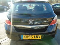 USED 2005 55 VAUXHALL ASTRA 1.6 BREEZE 16V TWINPORT 5d 100 BHP **GREAT VALUE + NEW MOT ON SALE**