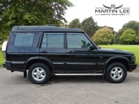 USED 2003 LAND ROVER DISCOVERY 2.5 TD5 GS 7STR 5d 136 BHP