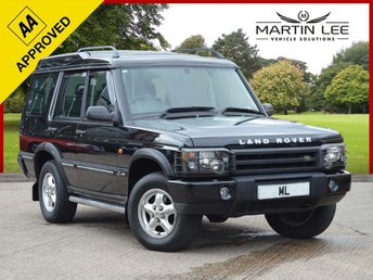 2003 LAND ROVER DISCOVERY 2.5 TD5 GS 7STR 5d 136 BHP £SOLD