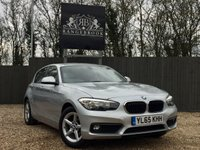 2016 BMW 1 SERIES 1.5 116D SE 5dr AUTO  £11399.00