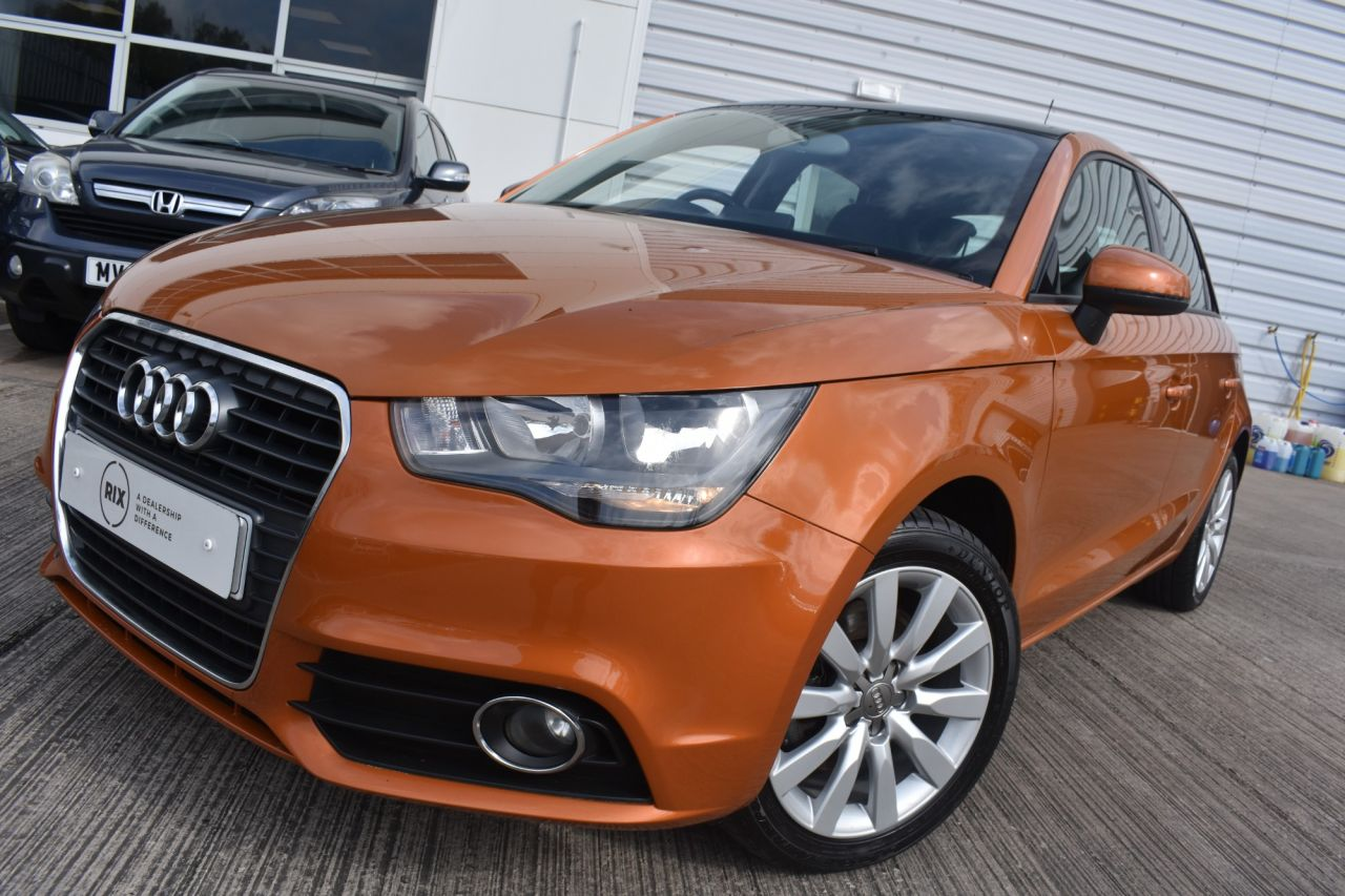 Used AUDI A1 for sale