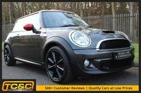 USED 2012 12 MINI HATCH COOPER 1.6 COOPER S 3d 184 BHP A BIG SPECIFICATION CAR WITH FULL HISTORY AT A FANTASTIC PRICE!!!