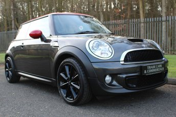 2012 MINI HATCH COOPER 1.6 COOPER S 3d 184 BHP £8000.00