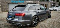 USED 2016 16 AUDI A6 2.0 AVANT TDI QUATTRO S LINE 5d AUTO 188 BHP