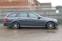 2015 MERCEDES-BENZ E CLASS 2.1 E250 CDI AMG NIGHT EDITION 5d AUTO 201 BHP £17299.00