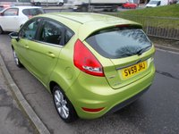 USED 2009 59 FORD FIESTA 1.4 ZETEC TDCI 5d 68 BHP ++GREAT BUY+GREAT M.P.G++