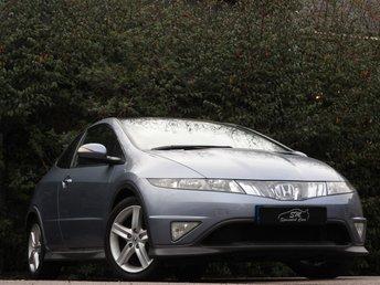 2008 HONDA CIVIC 1.8 I-VTEC TYPE-S GT 3d 139 BHP £2790.00