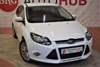 USED 2012 FORD FOCUS 1.0 ZETEC 5d 99 BHP
