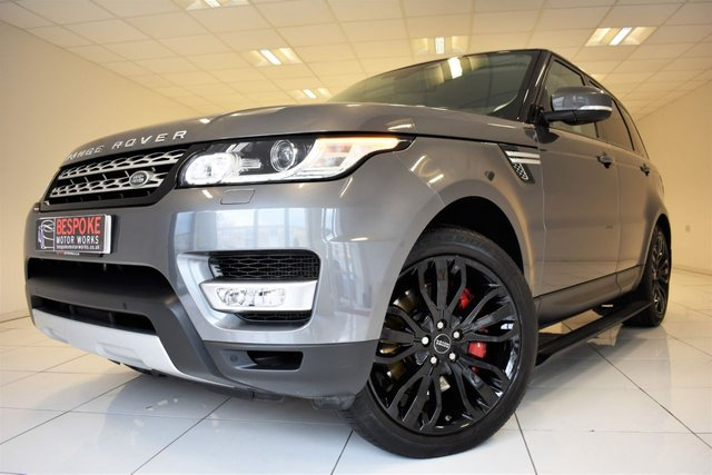 2014 64 LAND ROVER RANGE ROVER SPORT 3.0 SDV6 HSE AUTOMATIC