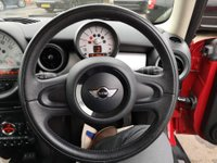 USED 2012 W MINI HATCH ONE 1.6 One (Pepper) 3dr BLUETOOTH+AC+AUX CON