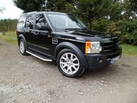 2007 LAND ROVER DISCOVERY 2.7 3 TDV6 XS 5d AUTO 7 SEAT 188 BHP £8995.00