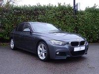 2013 BMW 3 SERIES 2.0 318D M SPORT 4d AUTO 141 BHP £12990.00