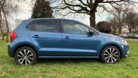 USED 2017 17 VOLKSWAGEN POLO 1.2 MATCH EDITION TSI 5d 89 BHP Low Mileage, MATCH Spec, Warranty, Finance