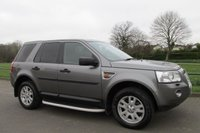 USED 2008 08 LAND ROVER FREELANDER 2.2 TD4 XS 5d 159 BHP