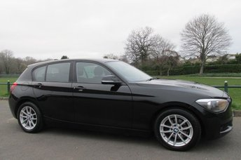 2012 BMW 1 SERIES 1.6 116D EFFICIENTDYNAMICS 5d 114 BHP £6990.00