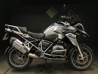 USED 2016 16 BMW R1200GS TE. 2016. FSH. 8K. SPOTS. QUICKSHIFTER. ENGINE BARS. KEYLESS RIDE