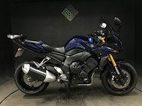 USED 2007 07 YAMAHA FZ1 FAZER. 2007. 24K. FSH. WILL BE SERVICED AND NEW TYRES