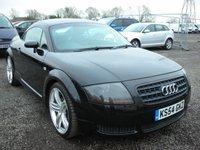 2004 AUDI TT 1.8 T 3d 177 BHP £SOLD