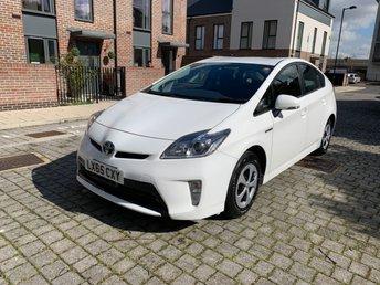 2015 TOYOTA PRIUS 1.8 VVT-I 5d AUTO HYBRID PETROL 99 BHP 5d £SOLD