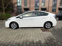 USED 2014 14 TOYOTA PRIUS 1.8 VVT-I 5d AUTO HYBRID PETROL 99 BHP 5d Hybrid for ULEZ, PCO Ready, Warranty, MOT, 0% Finance