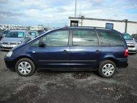 USED 2003 03 FORD GALAXY 1.9 ZETEC TDI 5d AUTO 115 BHP Automatic diesel 7 seater