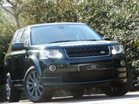USED 2013 13 LAND ROVER FREELANDER 2.2 SD4 DYNAMIC 5d AUTO 190 BHP HUGE SPEC LEATHER SAT NAV FSH