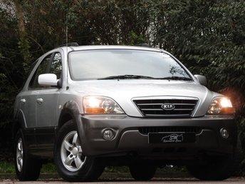 2007 KIA SORENTO 2.5 XE 5d 168 BHP £3290.00