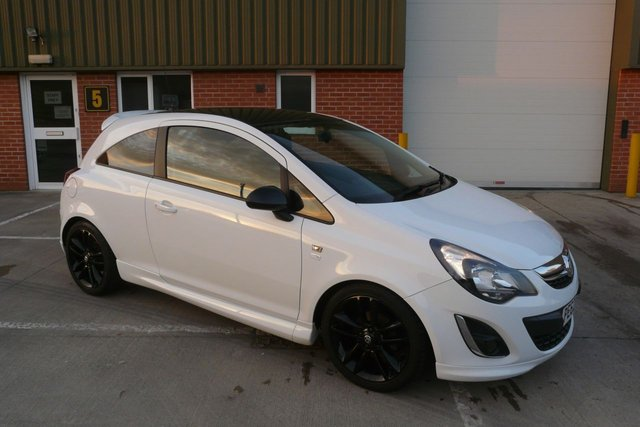 2012 62 VAUXHALL CORSA 1.2 LIMITED EDITION 3d 83 BHP