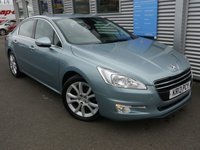 USED 2013 13 PEUGEOT 508 2.0 ALLURE HDI 4d AUTO 163 BHP