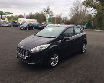 2016 FORD FIESTA 1.0 ZETEC ECOBOOST AUTOMATIC (100PS) £8299.00
