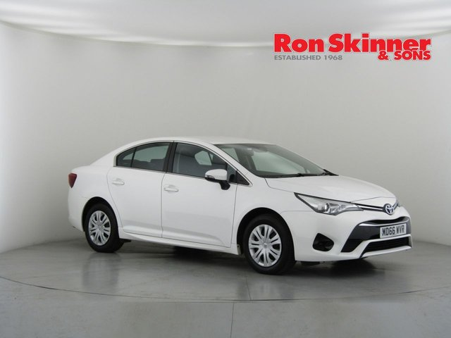 View our 2017 66 TOYOTA AVENSIS 1.6 D-4D ACTIVE 4d 110 BHP