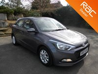 USED 2017 17 HYUNDAI I20 1.4 MPI SE 5d AUTO 99 BHP 5 Door Automatic Petrol!!  Alloy Wheels, Rear Parking Sensors, Bluetooth