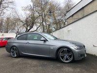 2009 BMW 3 SERIES 2.0 320D M SPORT HIGHLINE 2d AUTO 175 BHP £7995.00