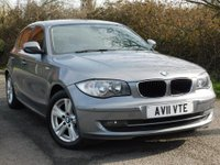 USED 2011 BMW 1 SERIES 2.0 120d SE 5dr Fantastic Build Quality & S/H