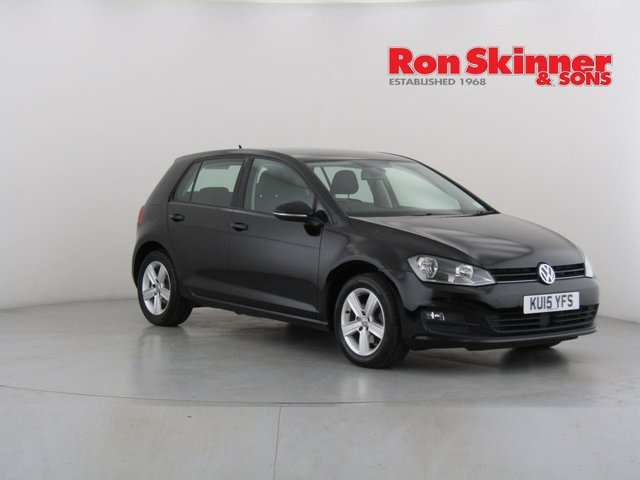View our 2015 15 VOLKSWAGEN GOLF 2.0 MATCH TDI BLUEMOTION TECHNOLOGY DSG 5d AUTO 148 BHP