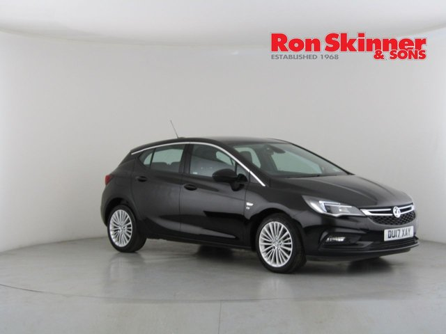 View our 2017 17 VAUXHALL ASTRA 1.4 ELITE 5d 148 BHP