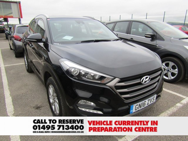 HYUNDAI TUCSON at Ron Skinner and Sons