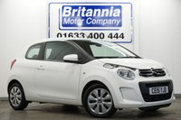 2015 CITROEN C1 1.0 FEEL 3 DOOR 68 BHP £4890.00