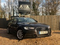 USED 2016 66 AUDI A6 2.0 TDI ULTRA SE EXECUTIVE 4dr 1 Year Parts & Labour Warranty