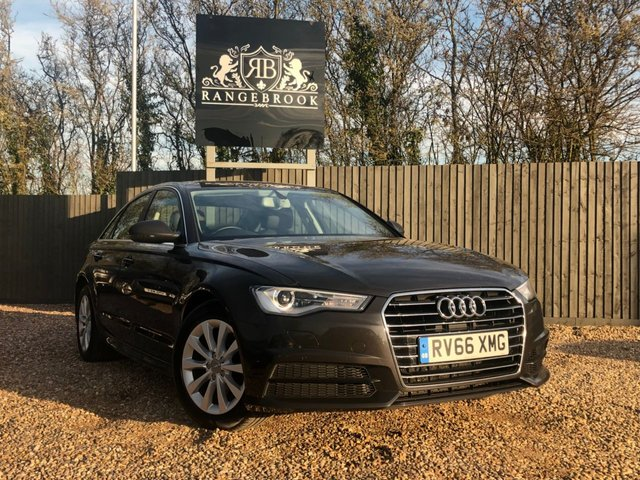 2016 Audi A6 Tdi Ultra Se Executive 12699