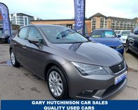 USED 2015 15 SEAT LEON 1.6 TDI SE TECHNOLOGY 5d 105 BHP