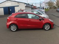 USED 2016 16 KIA RIO 1.2 SR7 5d 83 BHP BALANCE OF MANUFACTURERS SEVEN YEAR WARRANTY