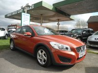 2010 VOLVO C30 1.6 S 3d 100 BHP 7 SEVICE STAMPS £3995.00