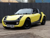 2006 SMART ROADSTER 0.7 LIGHT 2d AUTO 81 BHP £4000.00