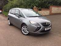 2012 VAUXHALL ZAFIRA TOURER 2.0 SE CDTI S/S 5d 162 BHP PLEASE CALL TO VIEW £6950.00