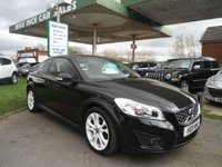 USED 2011 11 VOLVO C30 1.6 DRIVE SE S/S 3d 113 BHP 8 SERVICE STAMPS